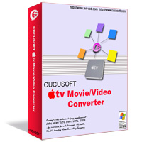 Apple TV Video converter box