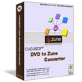 dvd to zune box