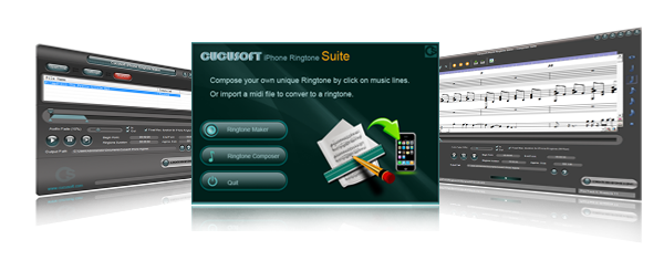 Cucusoft iPhone Ringtone Suite
