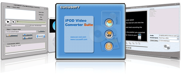 dvd to ipod suite